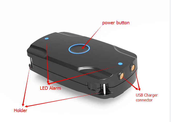 Gprs Gps Real Time Guard Tour System With Active Rfid Tag Price ...