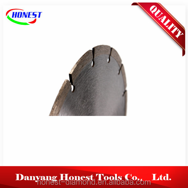 faster and more stable cutting masonry material and concrete saw blade tool