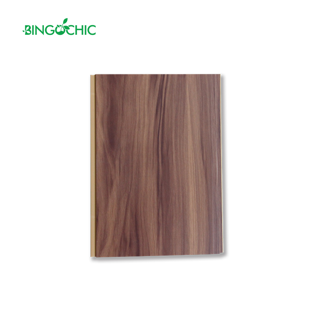 wood design PVC panels, PVC ceiling