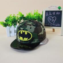 2016 Lovely batman spider Embroidery cotton kids Baseball Caps Chapeu Gorras golf Casquette hat children Hip