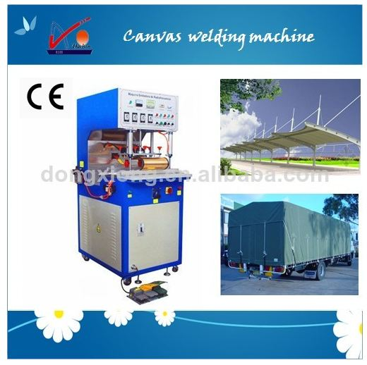 High Frequency PVC Tarpaulin Welding Machine for PVC Tent,PVC Ceiling,Canvas,Truck Cover