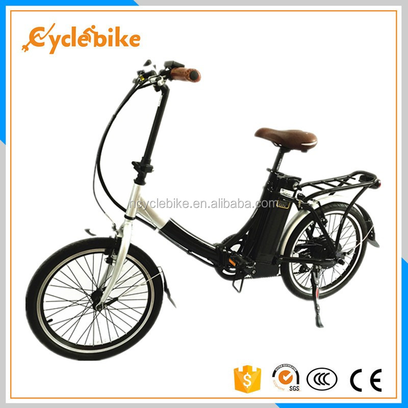 Smart 36v 250w folding mini ebike 20 inch mini foldable electric bike