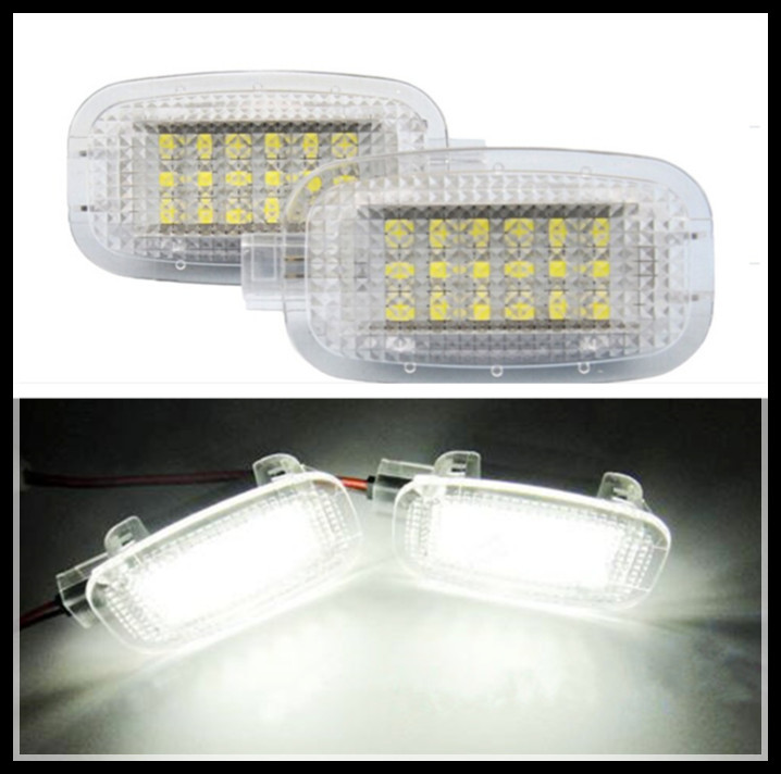 Car Lights Accessories Led Interior Door Lights For Skoda Fabia ...