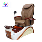luxury style spa furniture new nail supplies nail salon massage chair for selling(KM-S812-24)