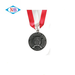 Wholesale Canada honor metal medal custom award souvenir medal
