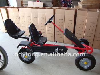 Ninos Coche Pedal Va Kart Juguete Pedal Carro Sandbeach Cartf160ab