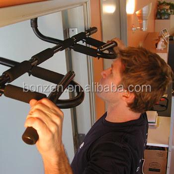 door gym exercise equipment pull up bar indoor pull up bar door frame pull up bar - Door Frame Pull Up Bar