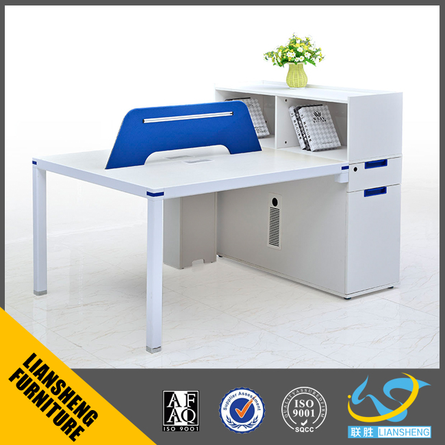 Melamine Desk Office Cubical Workstation Desk Table