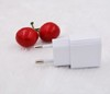 5v 1a 2a portable charger for mobile phone camera power bank notebook and other usb devices