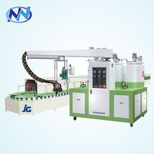 60 stations 19 meter shoe making machine for industrial shoes