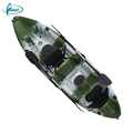 Original Design pedal recreational family prize 3 person kayak for fishing bays lakes estuary river