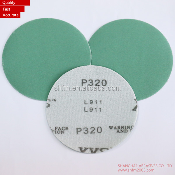 High Quality abrasives mesh round Sanding Disc