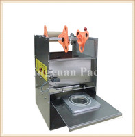 Desktop Manual yogurt cup sealing machine/sealer machine
