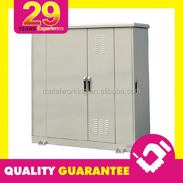 Customized Sheet Metal Outdoor Electrical Cabinet