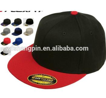Flexfit Classic Yupoong Custom Snapback Snap Back Baseball Blank Plain Hat  Cap 6dd68caba3c