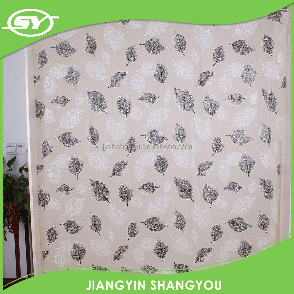 Custom Shower Curtain Liners Wholesale Suppliers