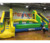 inflatable battle zone jousting balance challenge game