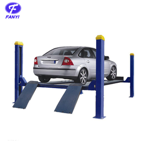 CE approved professional made used 4 post car lift for sale