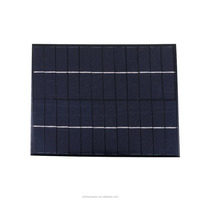 12V 5.2W Mini Polycrystalline Solar Cell Battery Panel Charger For Mobile Phone