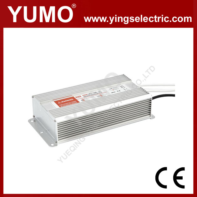 YUMO LPV-150 150W 12/24/36V LED Wateproof Series vice rated voltage SMPS tv universal switching power supply module