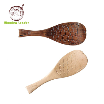 Promotional Fish Shape Craft Ice Cream Wooden Spoons Bulk Cheap Mini Salt Spoons Buy Ice Cream Wooden Spoonsmini Salt Spoonswooden Spoons Bulk