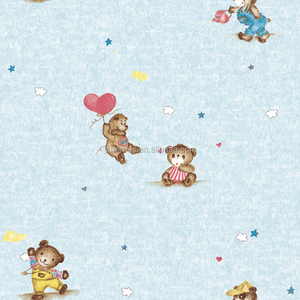 Bear Cartoon Wallpaper, Bear Cartoon Wallpaper Suppliers and Manufacturers at Alibaba.com