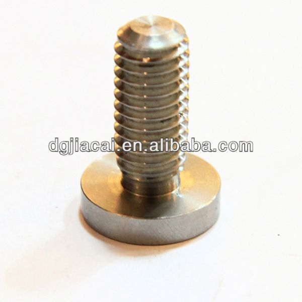 miniature machining parts