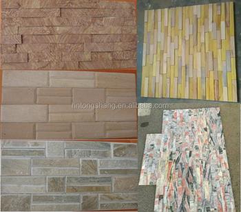 Kultur Stein, Wandverkleidung Für Innen Und Außen, Schiefer Wand Stein  Fliesen