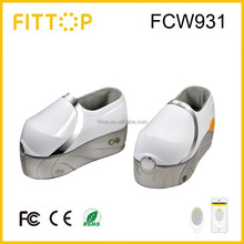 Fittop Hot Sale Electric Foot Massager With Bed Smell Remove Technology