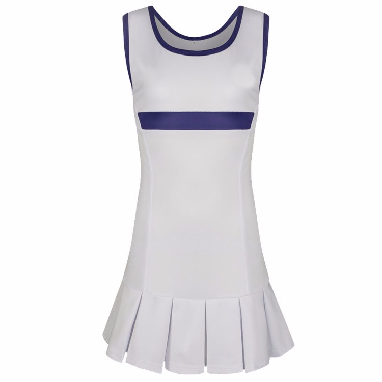 Factory latest style custom short sleeve tennis clothing