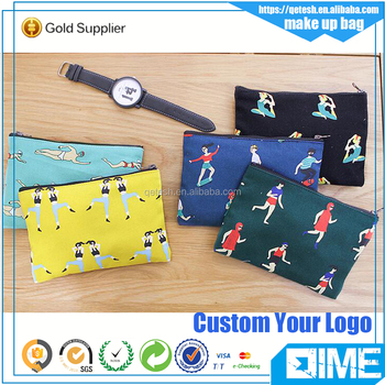 Fashion Design Personalized Cool Design Cosmetic Bag For Promotion