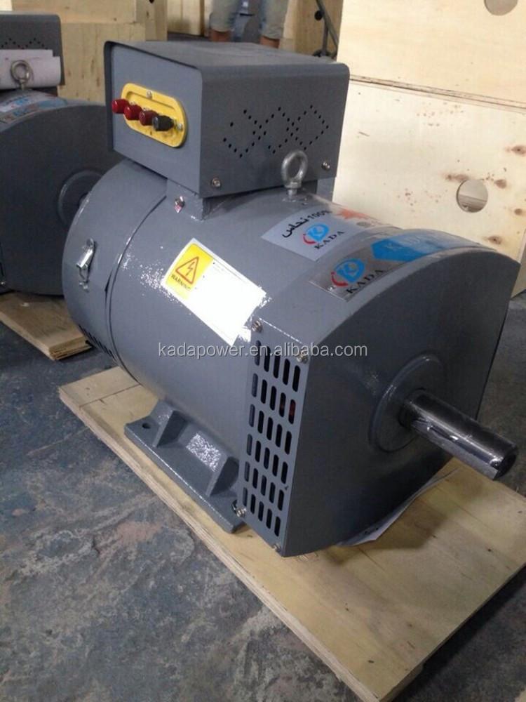 Synchronous Ac Brush Stc Alternator 3 Phase Generator Head