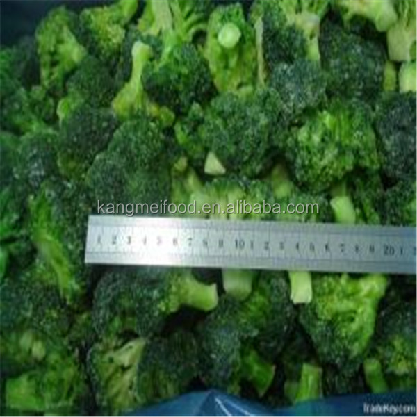 brocoli and iqf broccoli frozen vegetables