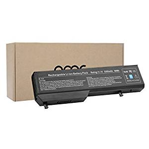 OMCreate Laptop Battery for Dell Vostro 1520 1510 2510 1310 1320, fits P/N T116C T114C 312-0922 N956C K738H - 12 Months Warranty [Li-ion 6-Cell]