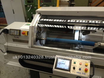 Hnc Rg300 Automatic Rubber Roller Grinder - Buy
