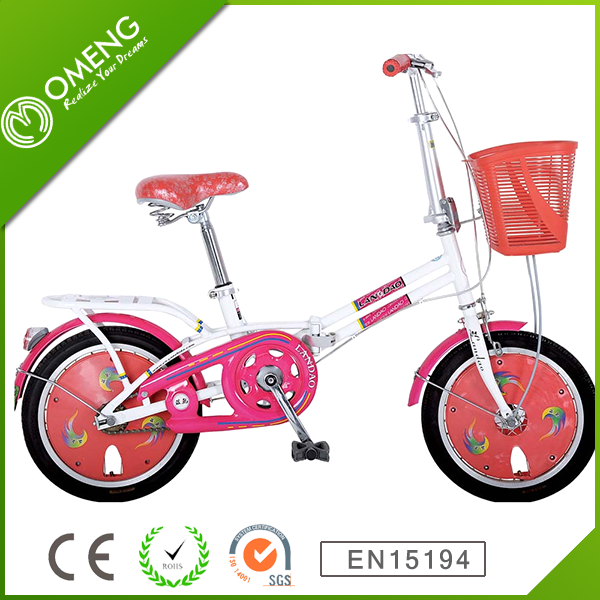 carton steel Aluminium mountain bicycle 16inch hummer bicycle CE foldable bicycle
