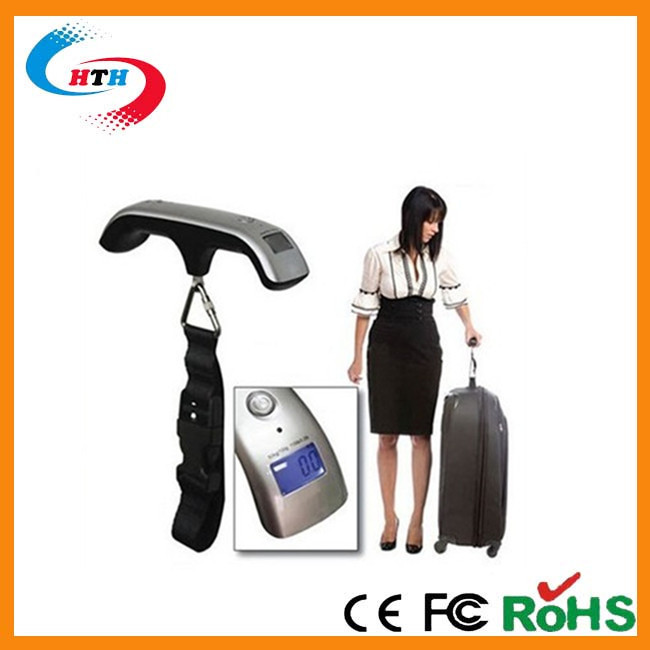 luggage scale with led