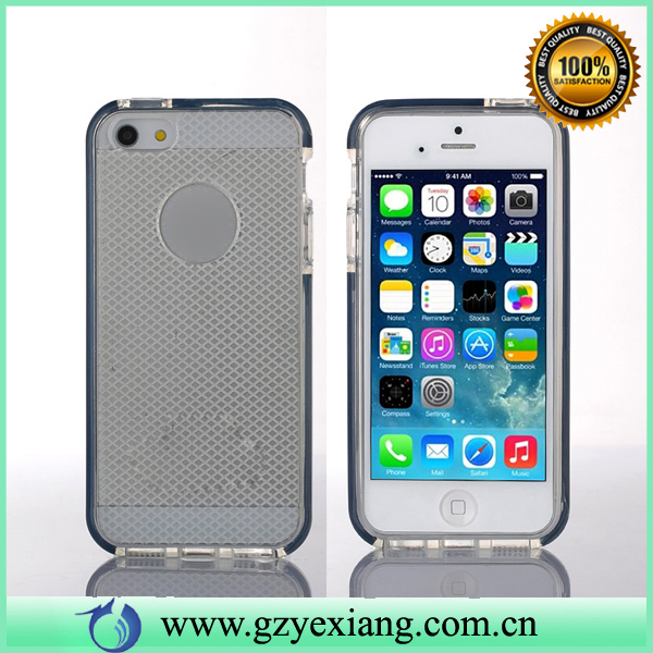 factory tpu case for iphone 5 5s cell phone cover in stock many colors