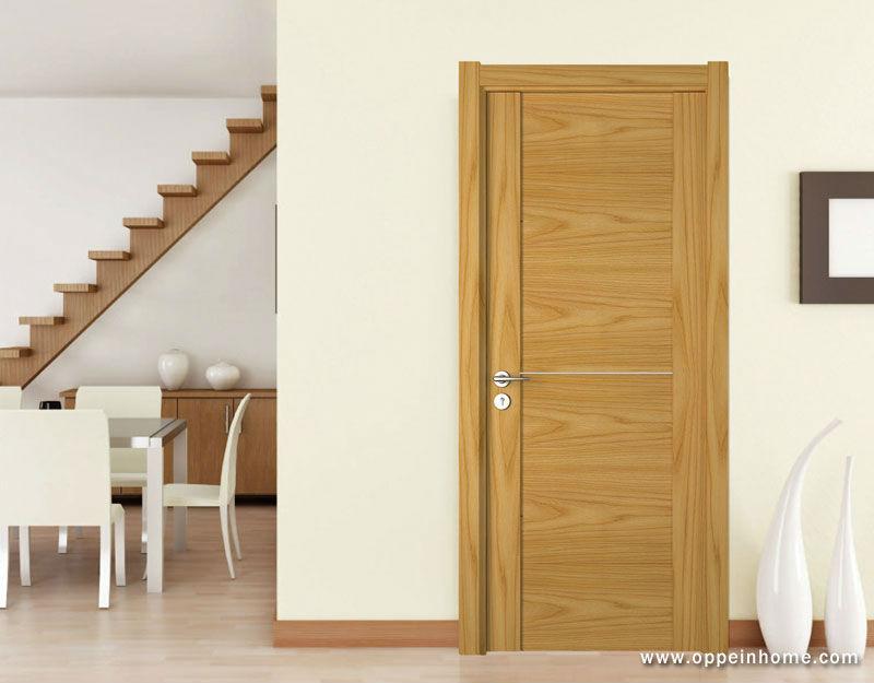 modernos dise os de puerta de madera melamina acabado de
