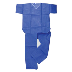 Comfortable Disposable scrubs for doctor use
