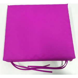 Orthopedic Gel Crate Fireproof Coccyx Foam Seat Cushion for Wheelchairs