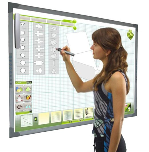 <strong>All</strong> In One Touch Screen Education Equipment Smart Interactive White <strong>Board</strong>