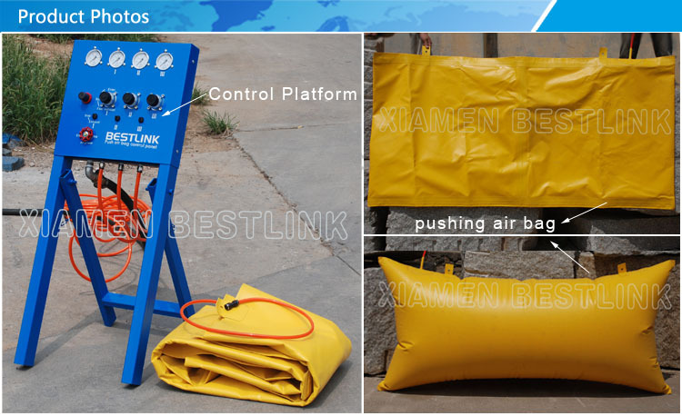 03 Product Photos for Air Pushing Bags