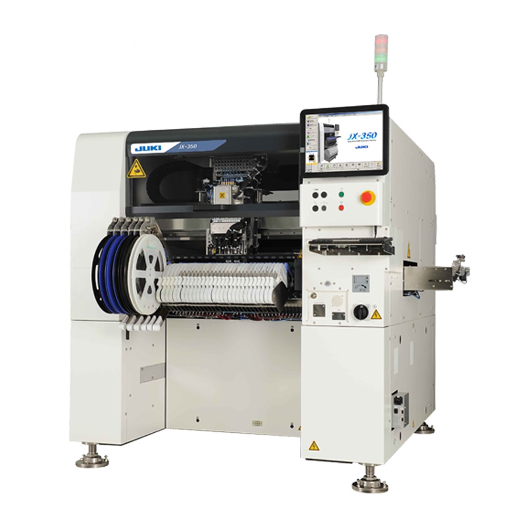JUKI Pick place Machine JX-350 Japan merk juki KE3010 pick place machine led chip mounter prijs