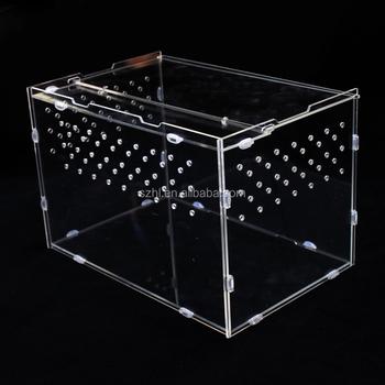 Custom 3 Mm Large Reptile Terrarium Cages For Breeding Buy