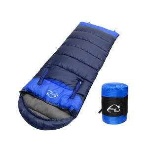 Windtour Manufacture Outdoor Wearable Camping Sleeping Bag Arm Extended Design For Adults