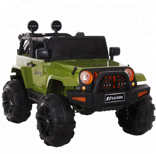 תוספת זול הילדים לרכב על רכב ג 'יפ רנגלר צעצוע רכב למכירה-לרכב על מכונית KP-36