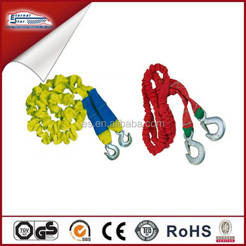 Good quality Elastic car tow rope