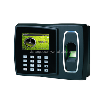 Hot- Selling Finger Print Rfid Password Time Attendance & Access Control  Terminal - Buy Finger Print Gate Access Control,Fingerprint Machine,Access