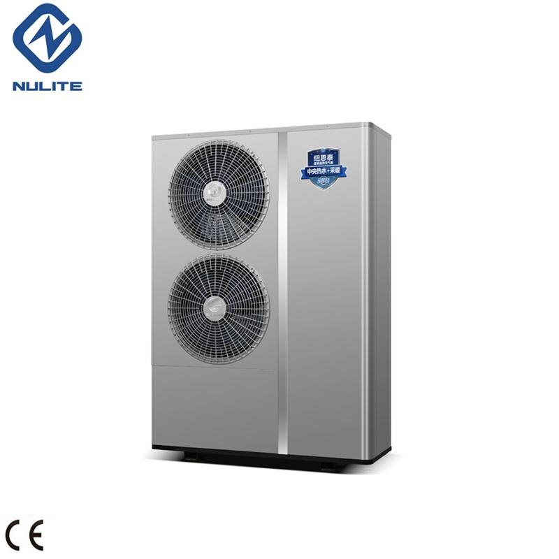 High COP R410A dc inverter air to water heat pump